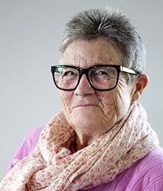 Ordrebehandler Annemarie Rohdemejer