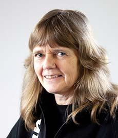 Værkfører Mette Stengaard